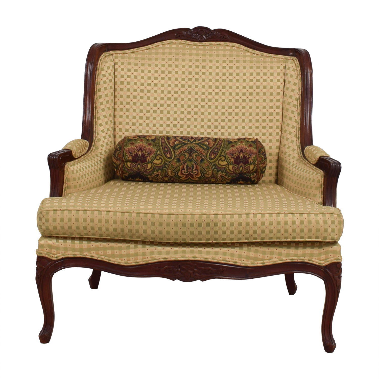 Gold Accent Chairs Gold Red Coupon