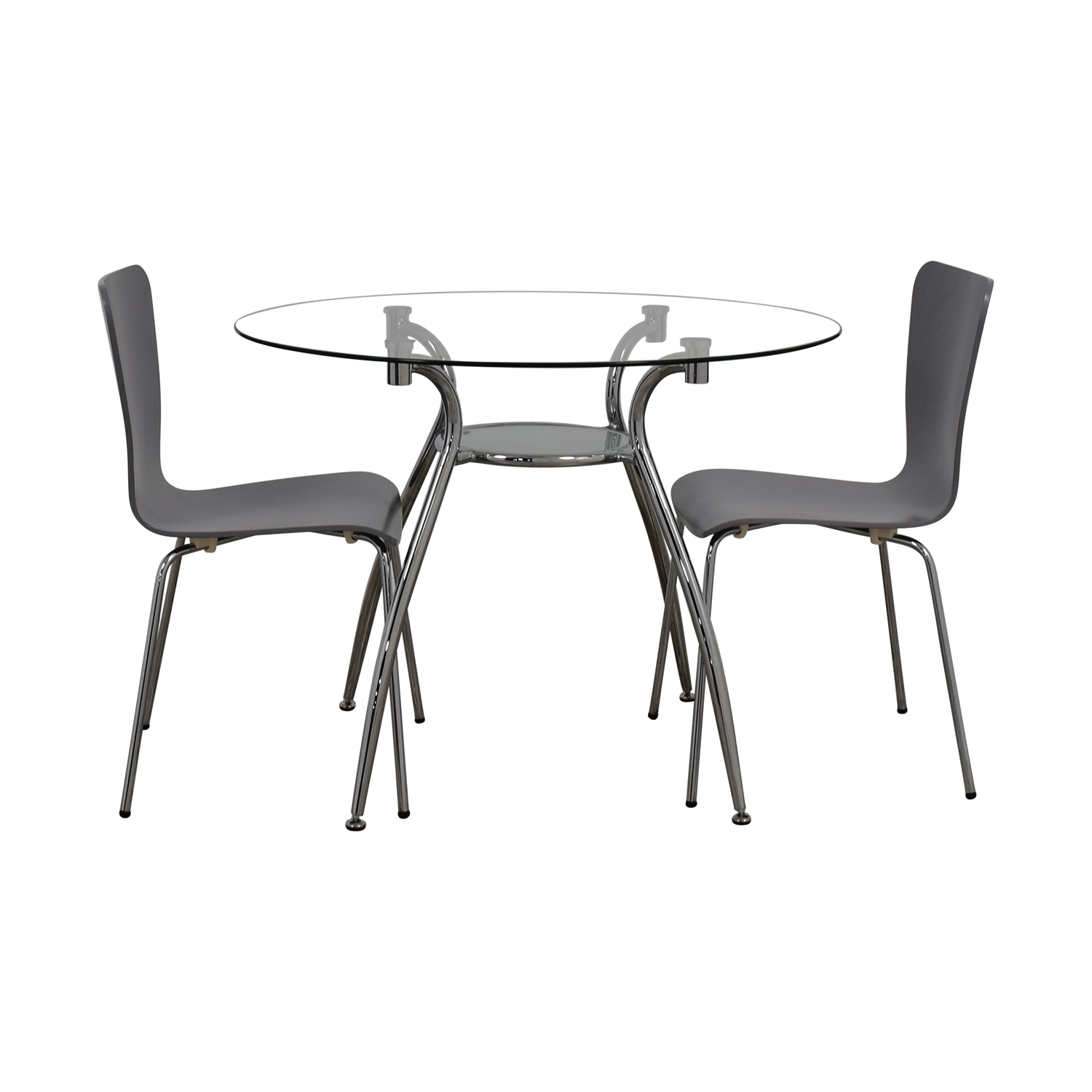Glass Chair Dining Sets Used Dining Sets For Sale