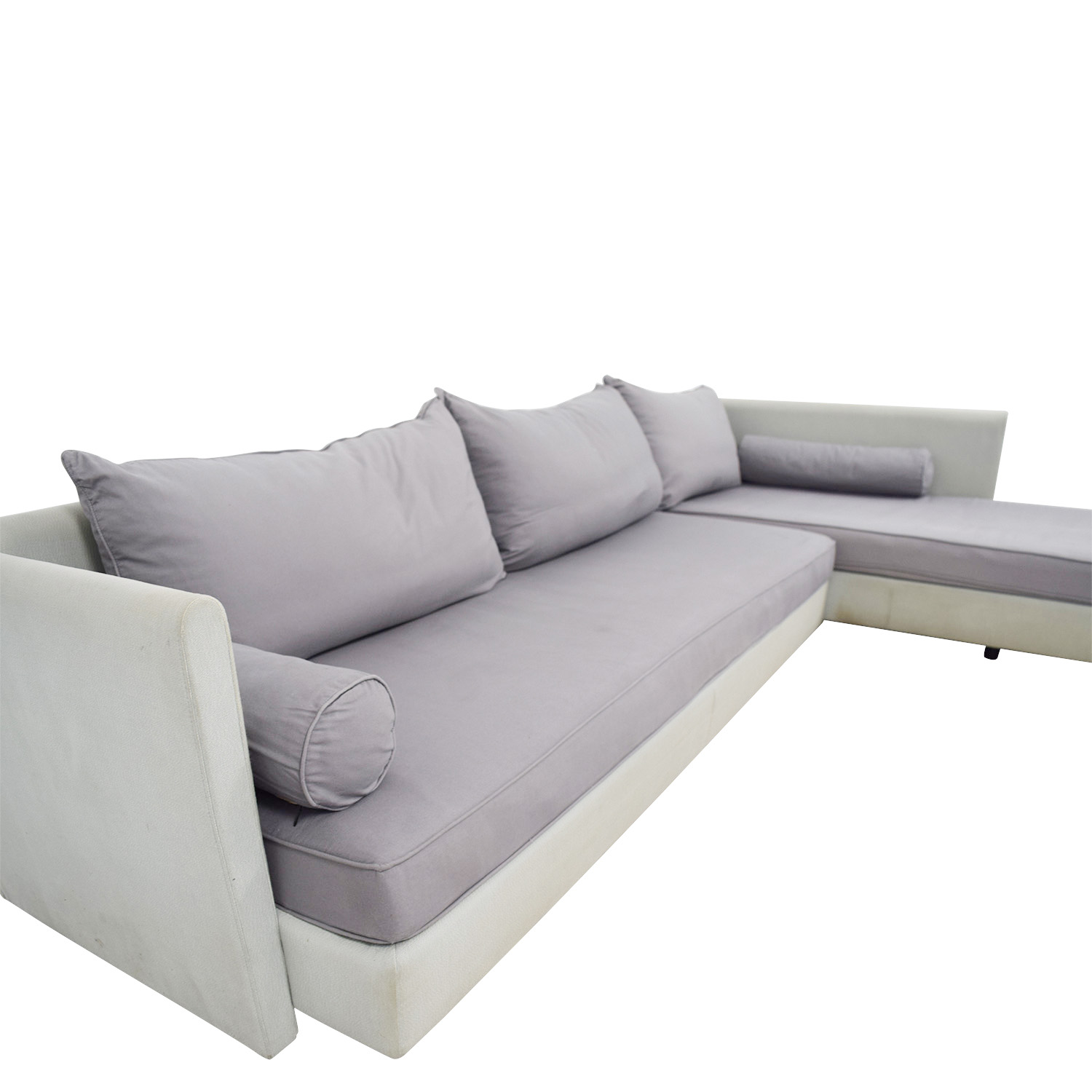 ligne roset sofa second hand www ebay com bed 90 off nomad beige chaise
