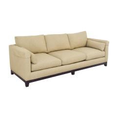 Lee Industries Sofa Prices Designer 78 Off Tan Three Cushion
