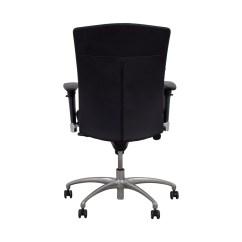 Office Chair Sale 0 Gravity Chairs 90 Off Gunlocke Company Ergonomic Black