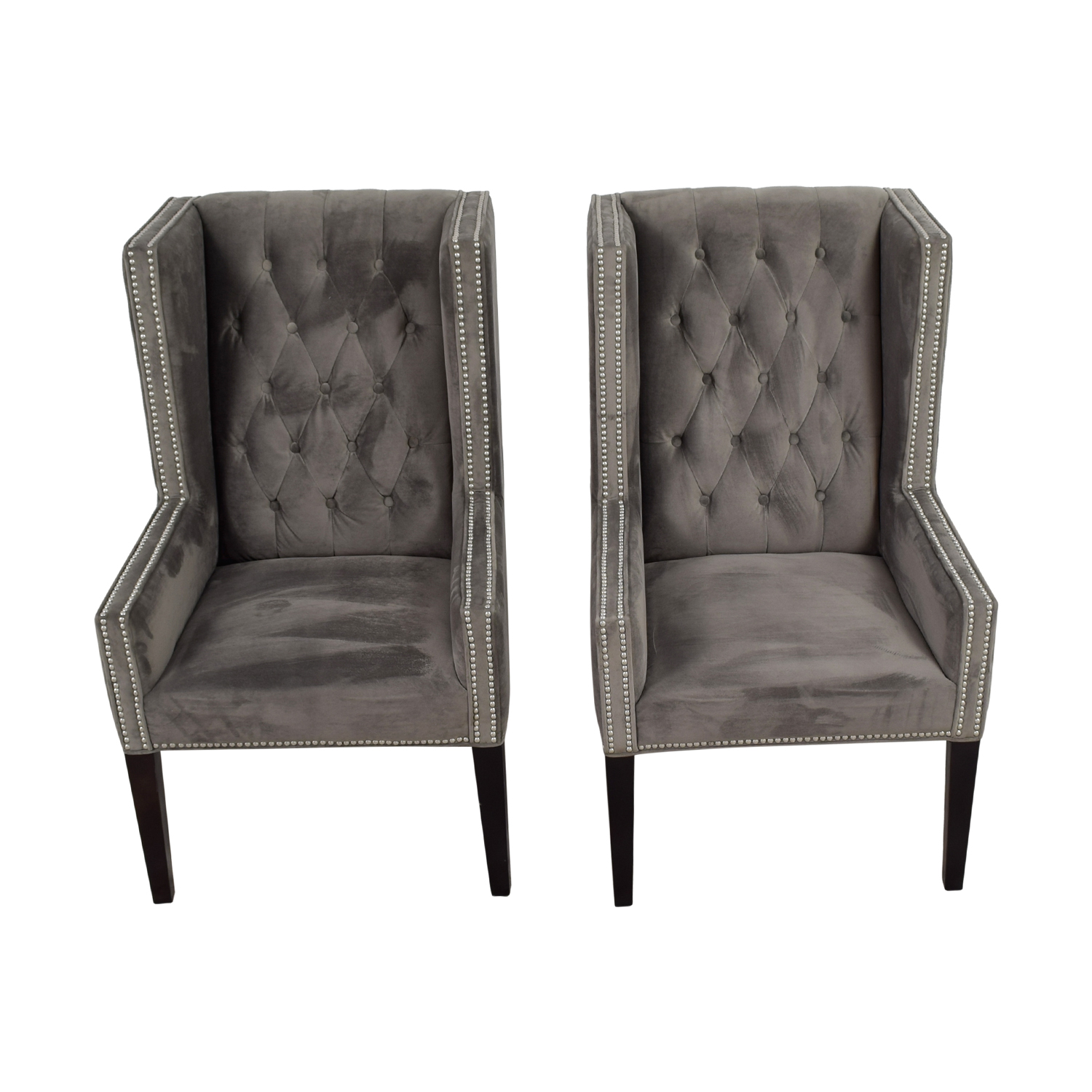 z gallerie chairs waffle chair used for sale