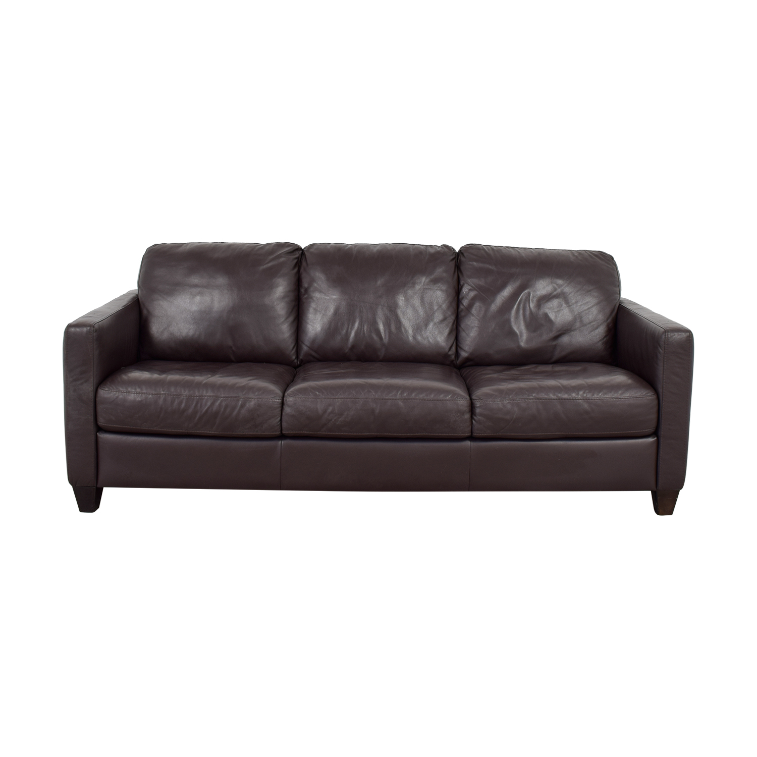 pictures of sofas karlstad corner sofa green 79 off natuzzi brown leather three cushion