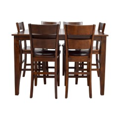 Bobs Furniture Kitchen Sets Island With Folding Leaf Table Set And Dining