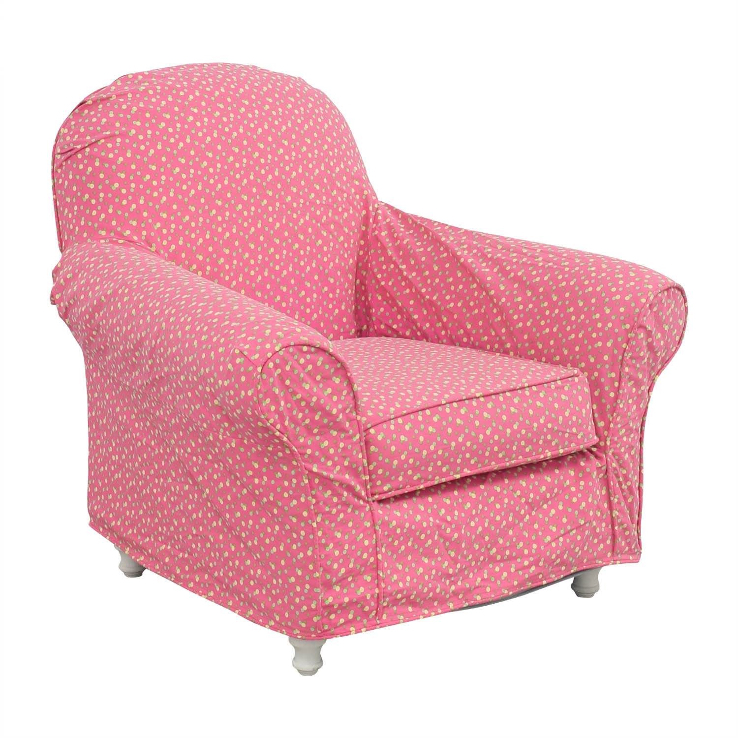 office chair covers to buy plycraft for sale 86 off pottery barn accent with two