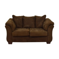 Love Sofa For Sale Sure Fit Middleton One Piece Slipcover Champagne Loveseats Used