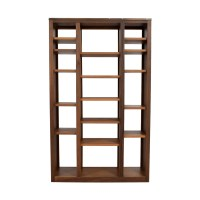 Open Back Bookcase - Home Ideas
