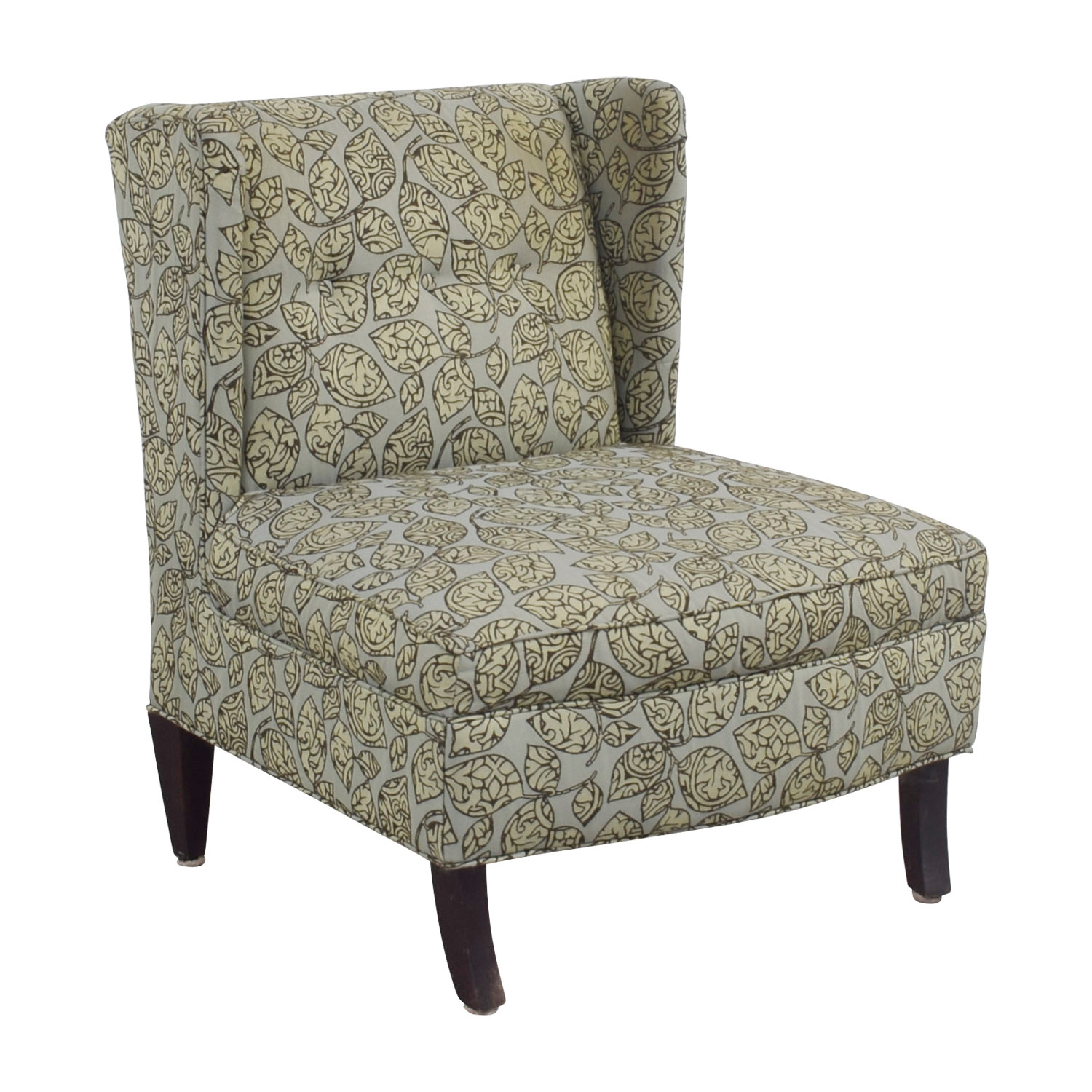 accent lounge chairs tf fishing chair 74 off restoration hardware green