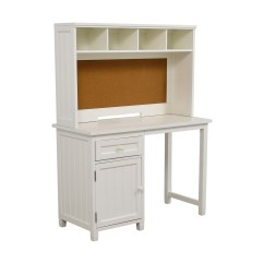 Pottery Barn Kitchen Hutch Www Designs Layouts 82 Off Teen White Desk