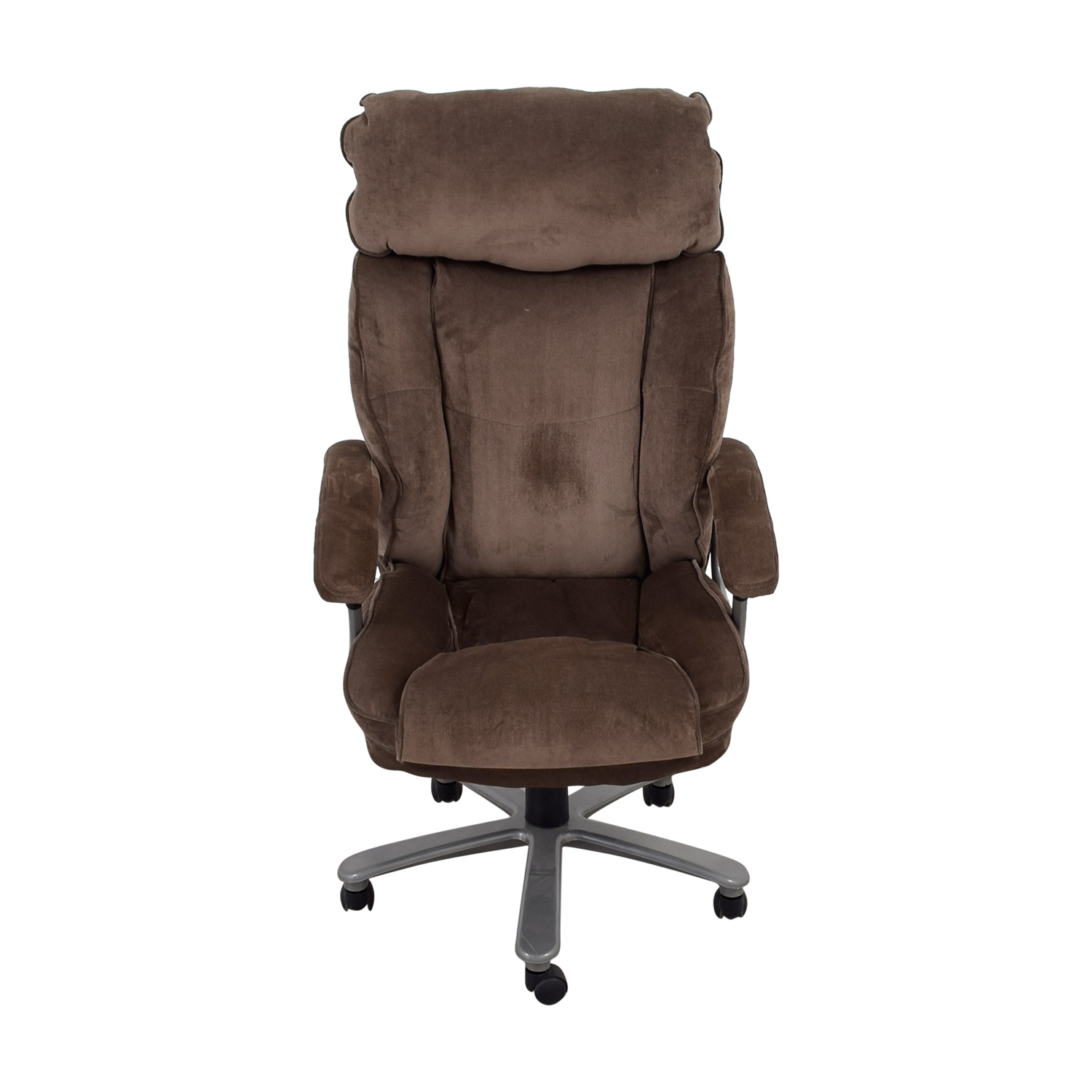 Comfy Office Chair 78 Off Office Depot Office Depot Grey Office Chair Chairs