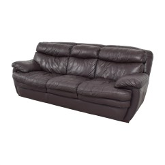 2nd Hand Sectional Sofa Office Sofas Uk Used Brown Leather Penaime - Thesofa