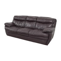 90% OFF - Bob's Furniture Bob's Furniture Three-Cushion ...