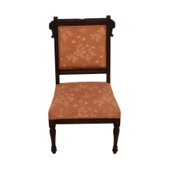 Antique Accent Chair Ashley And A Half Chairs Used For Sale
