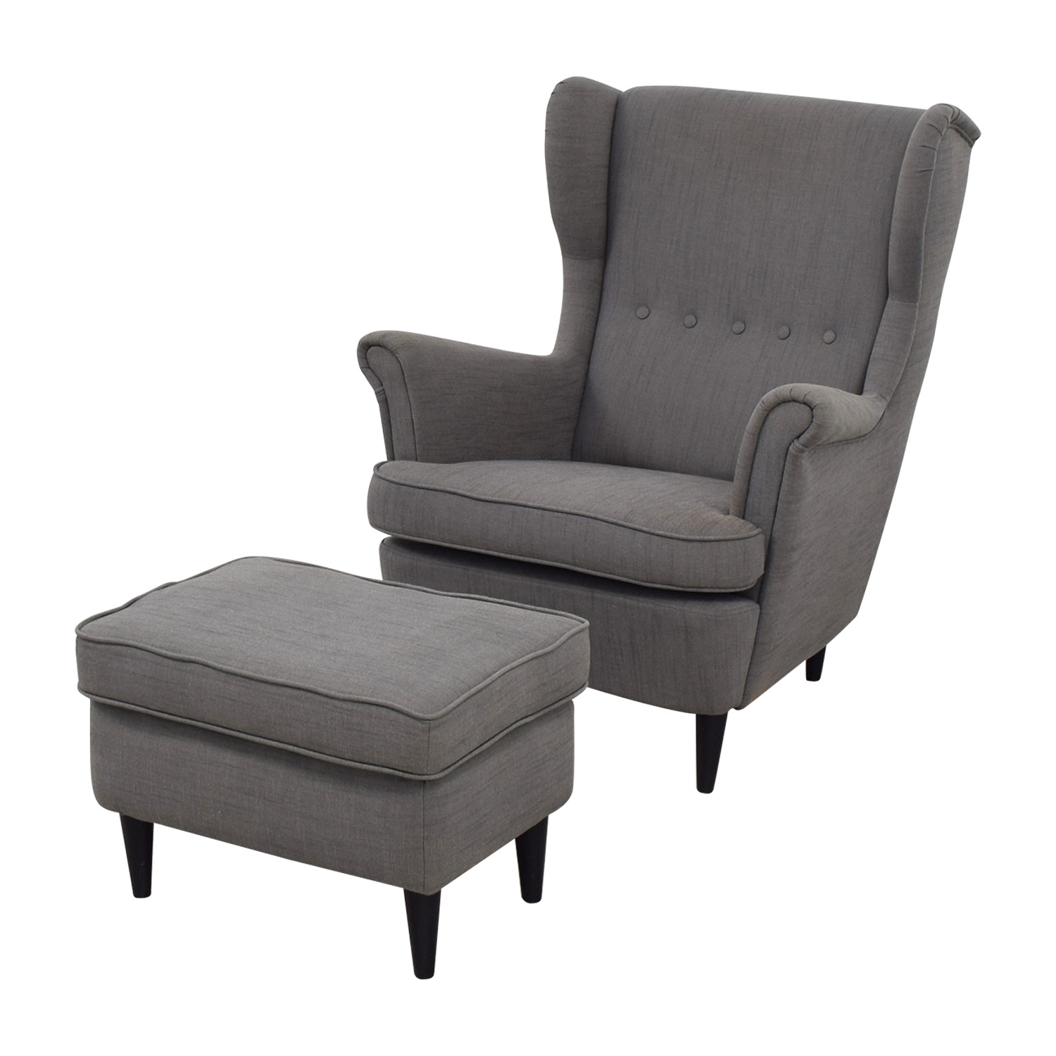 Used Wingback Chairs Wingback Chair Ikea Frasesdeconquista