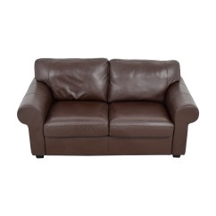 Raymour And Flanigan Sofa Slipcovers Faux Leather Sleeper Twin Used Loveseat For
