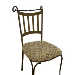 Metal Frame Chairs Folding Chair Hanger 90 Off Dining