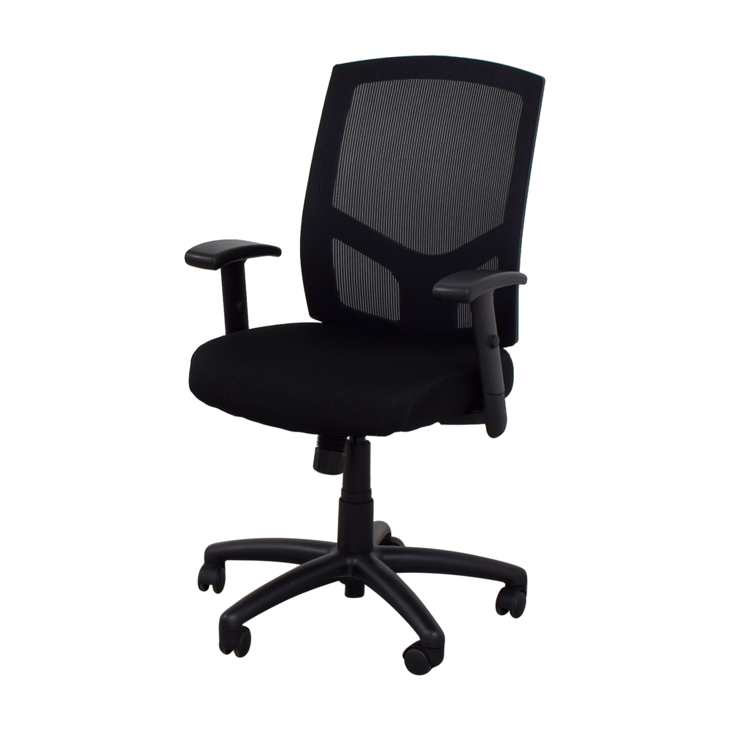 Go Chair 87 Off Offices To Go Offices To Go Black Office Chair