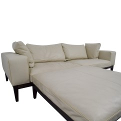 Oversized White Leather Sofa Custom Design Sofas 90 Off Tree Contemporary Italian