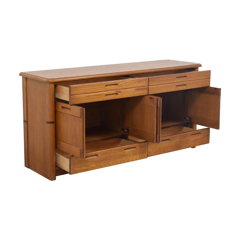 80 OFF  Thomasville Thomasville Wood Buffet Cabinet