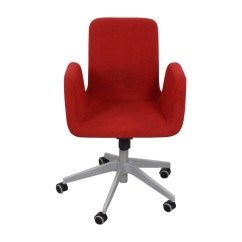 Ikea Rolling Chair Toddler Beach 51 Off Patrik Desk Chairs