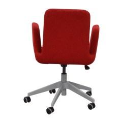 Ikea Rolling Chair Folding Adirondack Design 51 Off Patrik Desk Chairs
