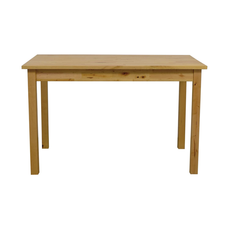 55 OFF  IKEA IKEA Dining Room Table  Tables