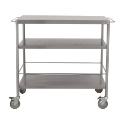 Stainless Steel Kitchen Cart Counter Chairs 59 Off Ikea Tables