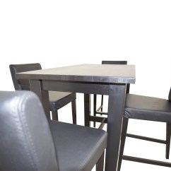Ikea Bar Table And Chairs High Seat Beach Chair With Cup Holder 80 Off Height Stools Tables