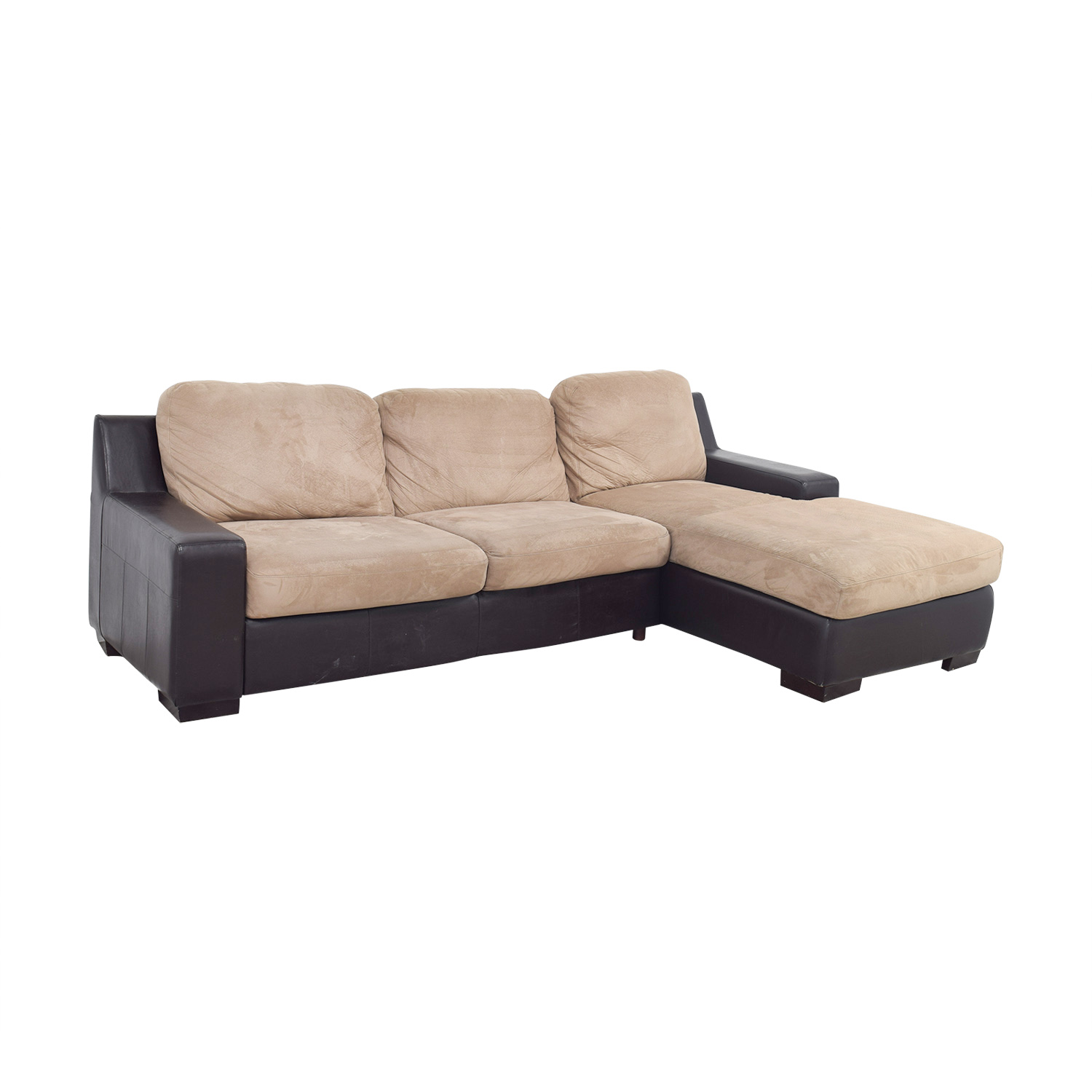 Pottery Barn Chaise Sofa