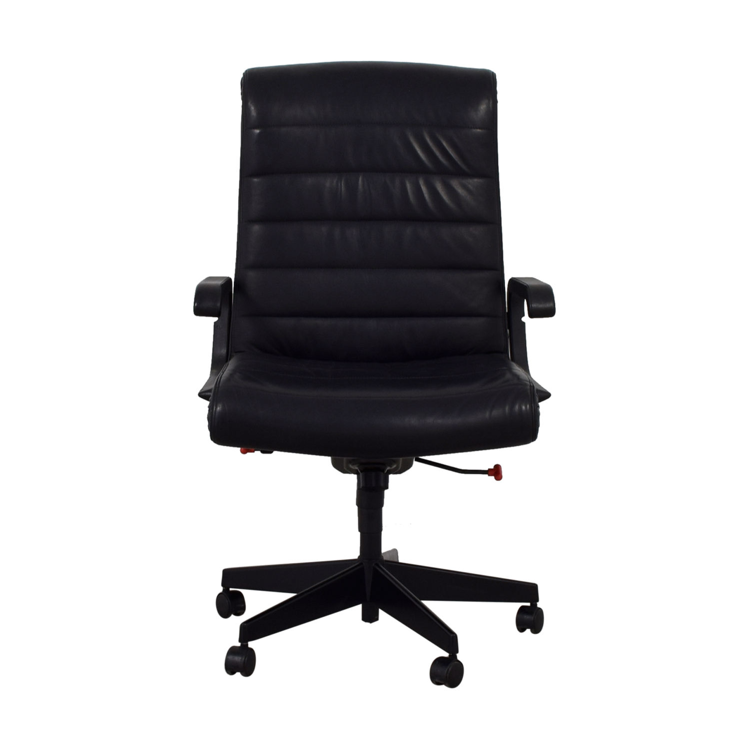 ikea rolling chair reclining outdoor chairs 51 off patrik desk