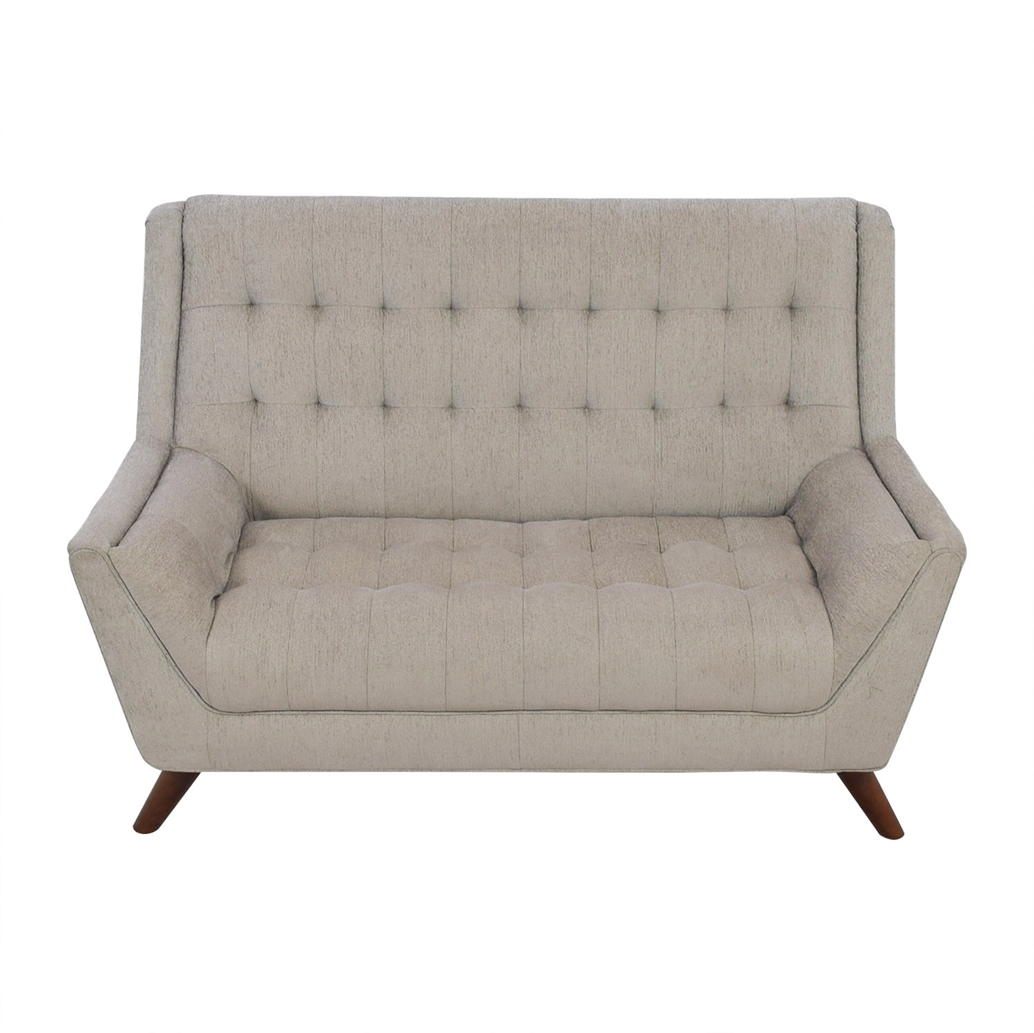 wayfair furniture sofa lancaster leather sleeper 63 off tufted loveseat sofas