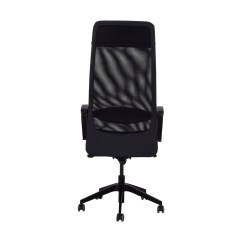 Desk Chair Ikea Strongback Canada 68 Off Black Office Chairs