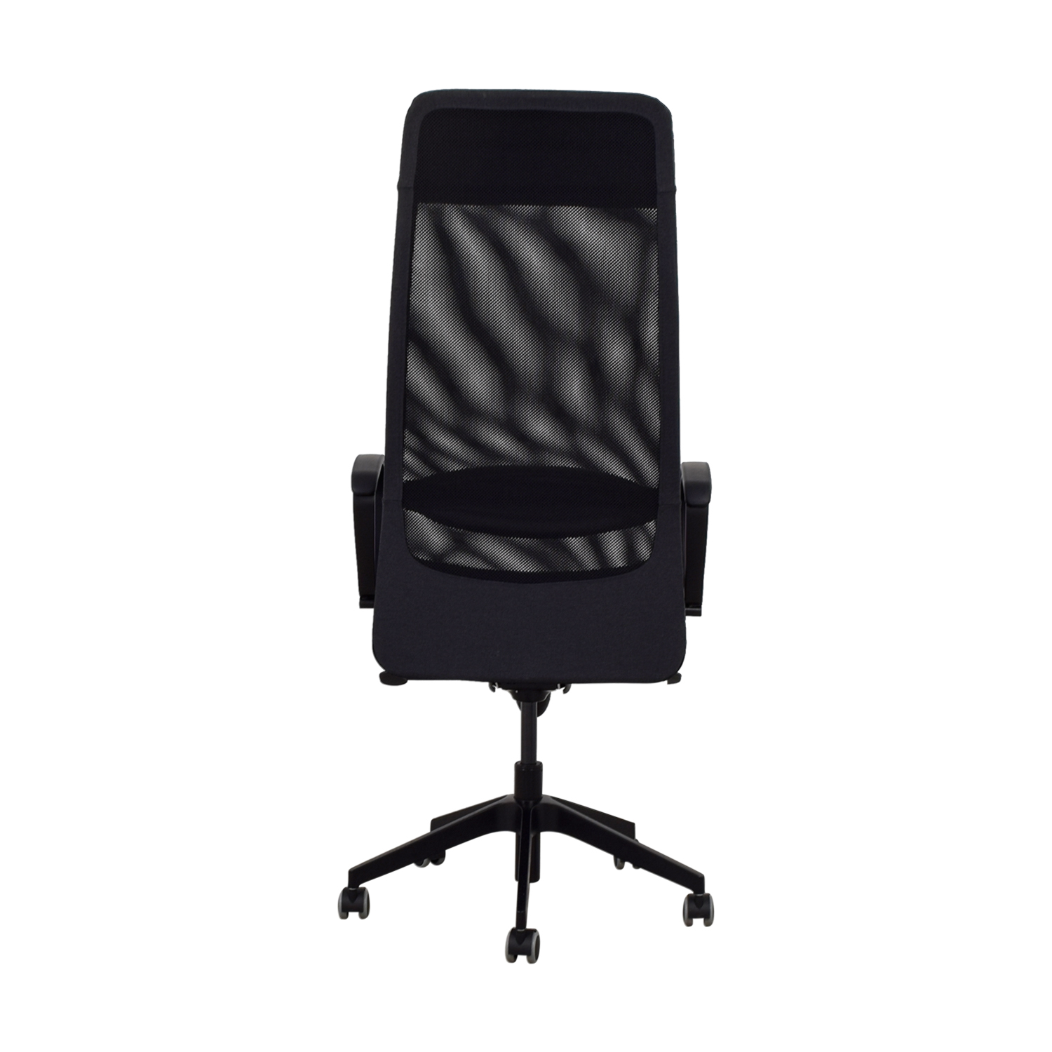 Black Office Chairs 68 Off Ikea Ikea Black Office Chair Chairs