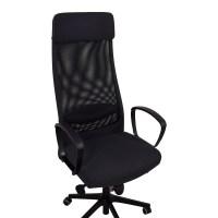 68% OFF - IKEA IKEA Black Office Chair / Chairs
