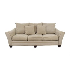 Raymour And Flanigan Sectional Sofas Walker Furniture Sofa Bed 77 Off Beige