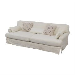 Off White Slipcover Sofa Funky 79 Maxwell Slipcovered Sofas
