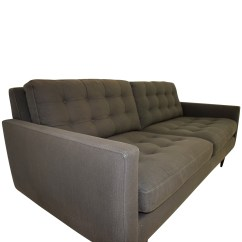 Crate And Barrel Shelter Sofa Dimensions Cheap Sofas Next Day Delivery Uk 63 Off Petrie Mid Century