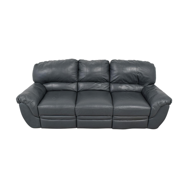 berkline recliner sofa lansdowne ashley manor 64 off reclining sofas