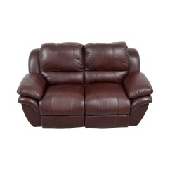 Bobs Furniture Sofa Recliner Enzo Corner Bed Review 78 Off Bob 39s Brown Leather