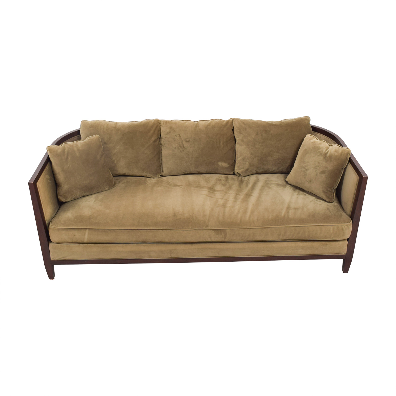 used sofa mainstays baja futon sleeper bed instructions cushion sure fit simple stretch subway box