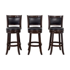 Raymour And Flanigan Chairs Tufted Leather Tub Chair 77 Off Bar Stools