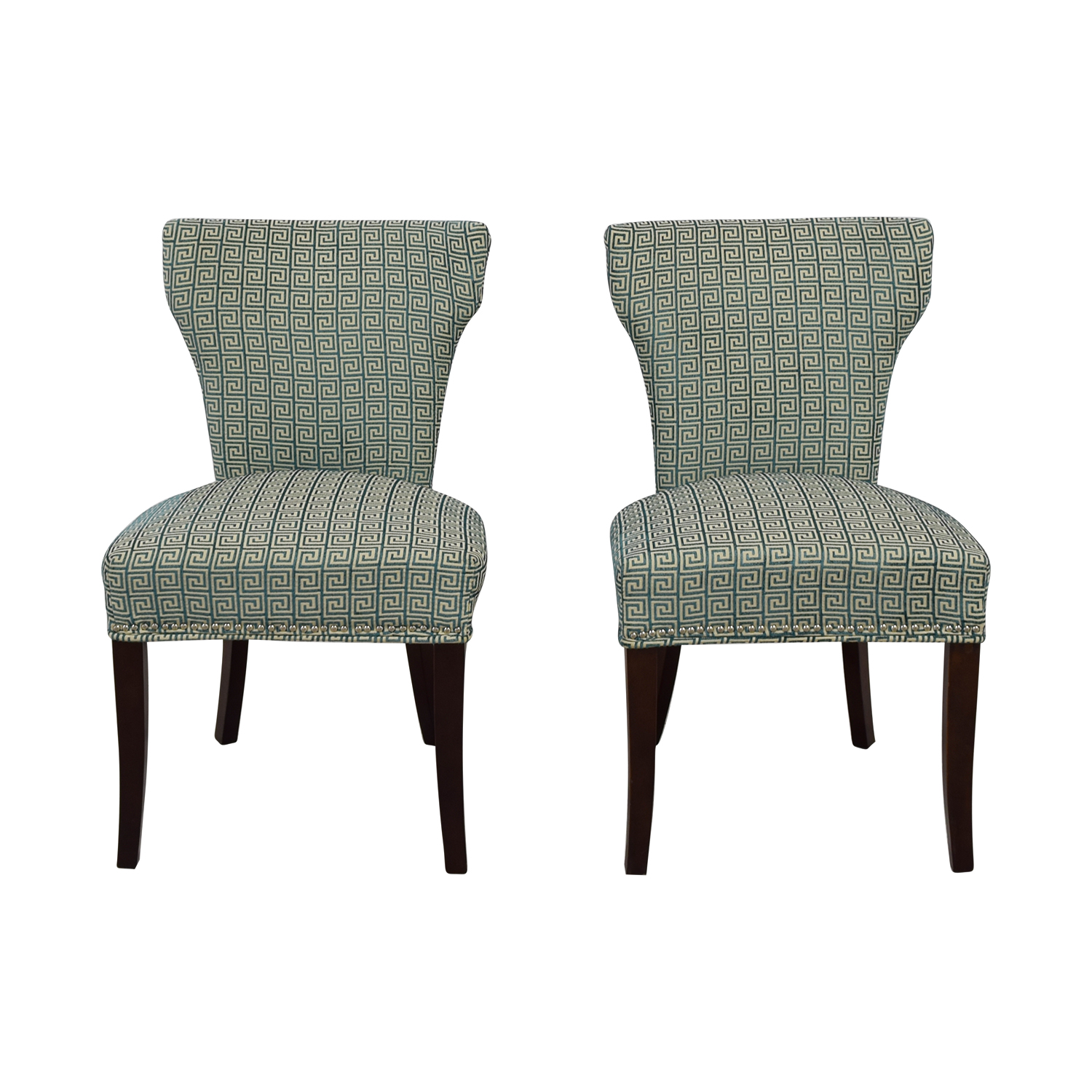 cynthia rowley chairs for sale a bedroom desk 90 off art deco white and gold accent chair