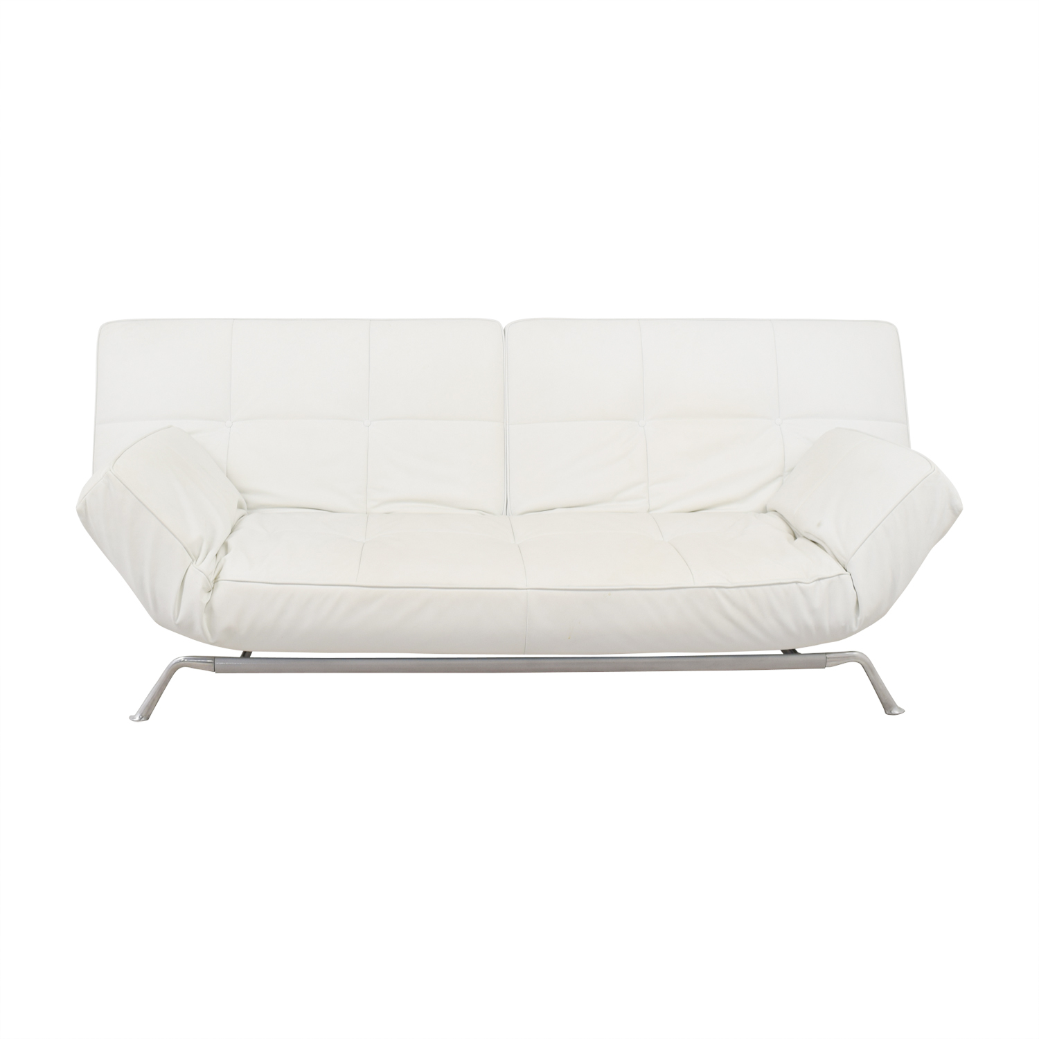 ligne roset sofa second hand living room sectional sofas sale 90 off white leather couch