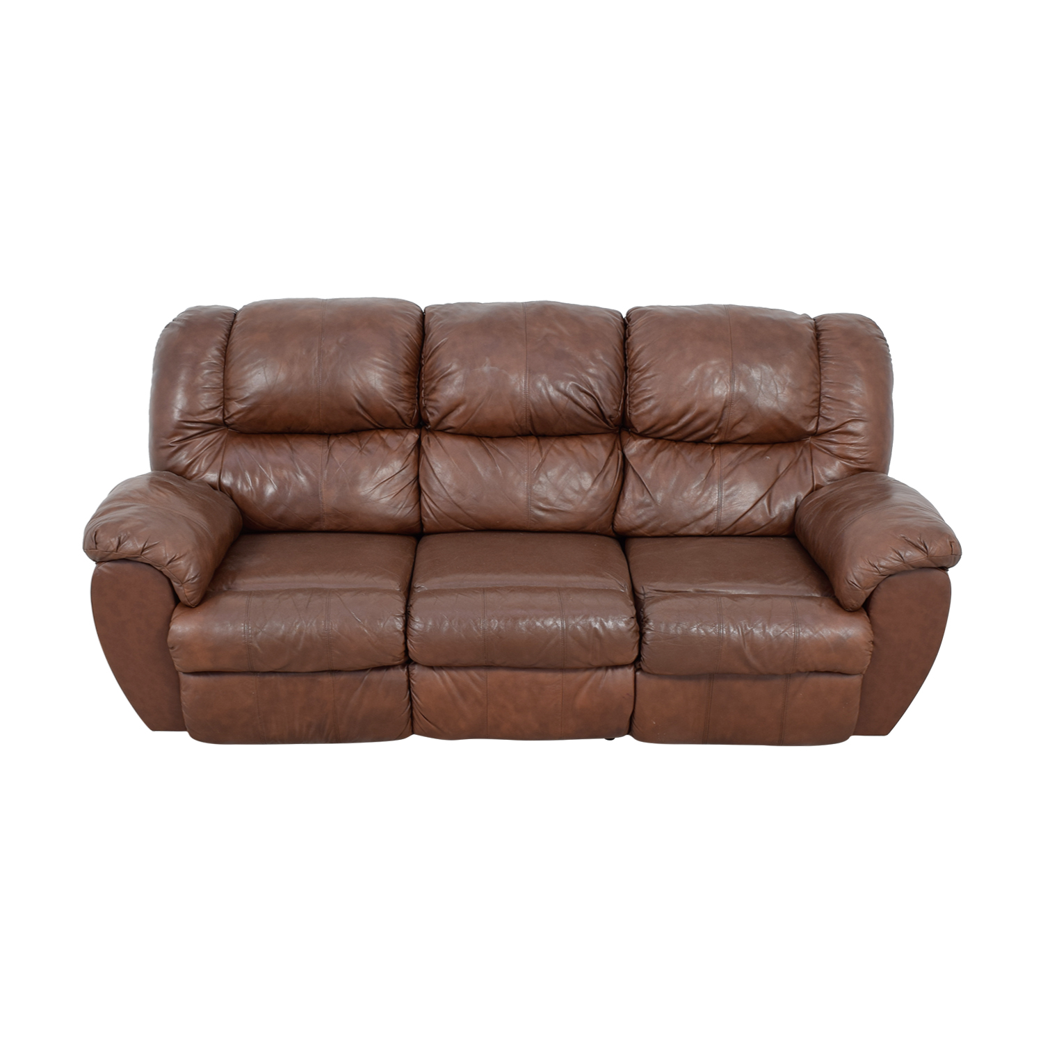 sofitalia leather sofa dust cover fabric 64 off dark brown armchair