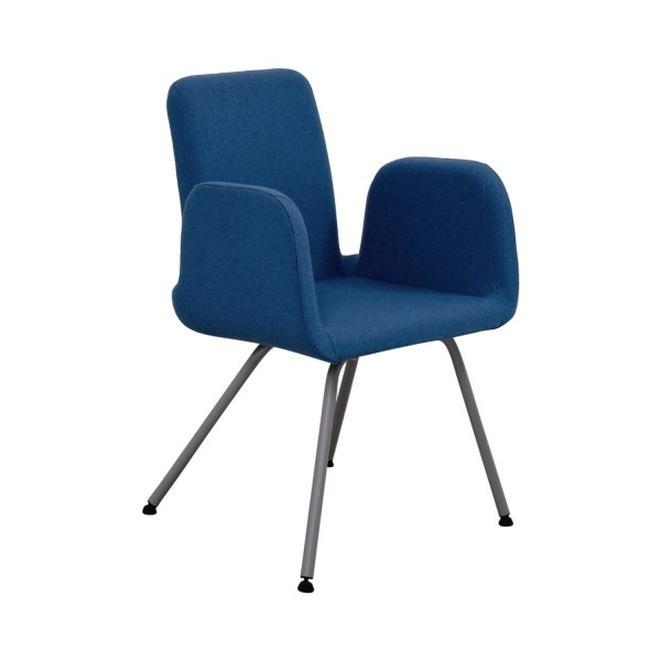 89 - Ikea Patrik Blue Conference Chair Chairs