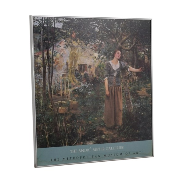 90 - Metropolitan Museum Of Art Framed Joan
