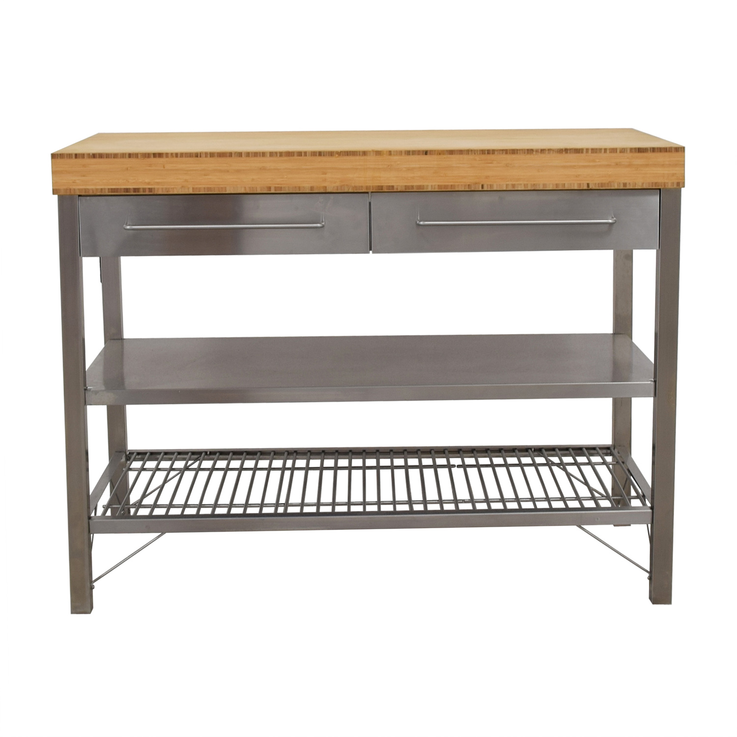 40 OFF  IKEA IKEA Kitchen Work Bench  Tables
