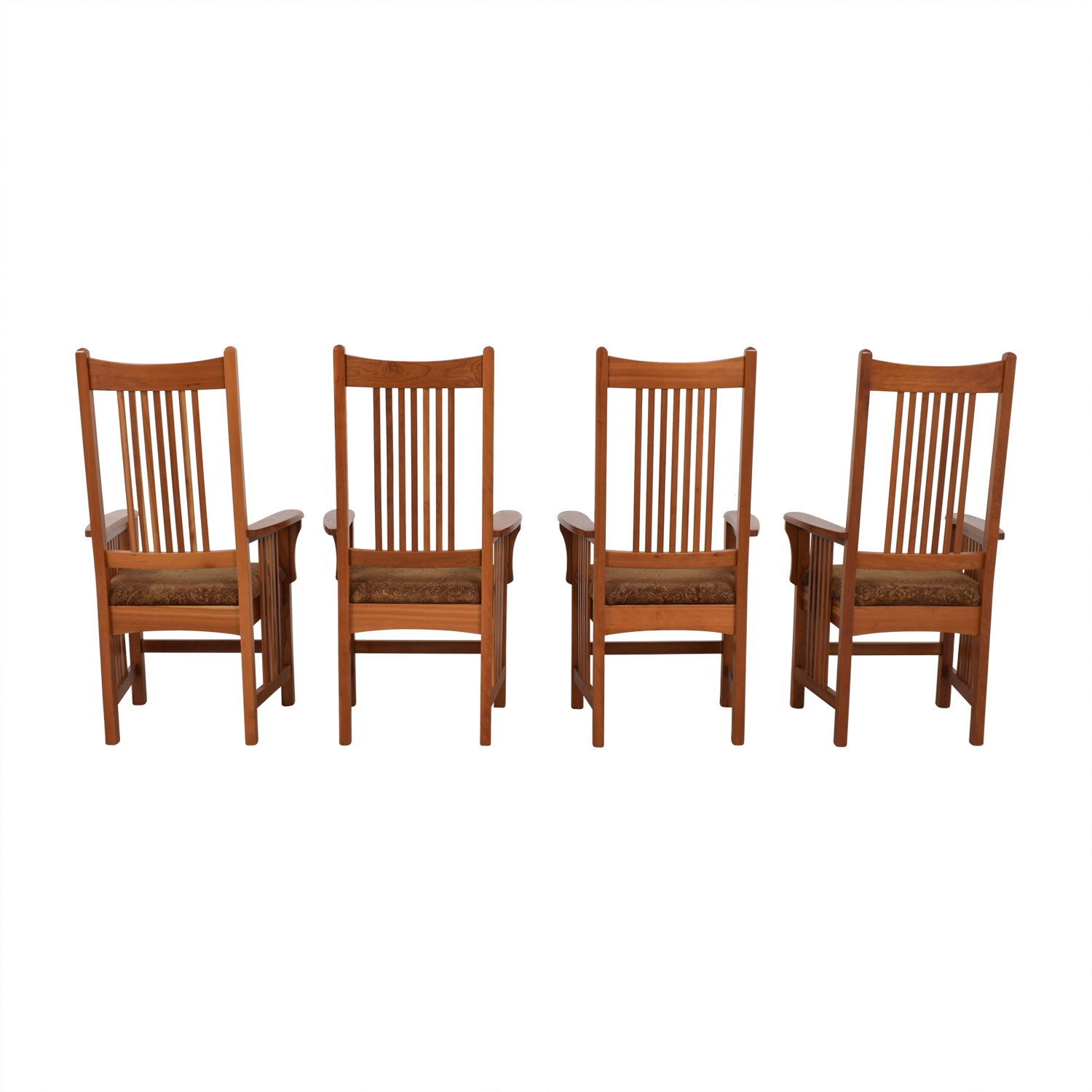 Arhaus Dining Chairs 85 Off Arhaus Arhaus Furniture Mission Style Dining