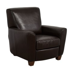 Natuzzi Lounge Chair Cover Rentals Jacksonville Fl 79 Off Brown Leather Recliner Chairs