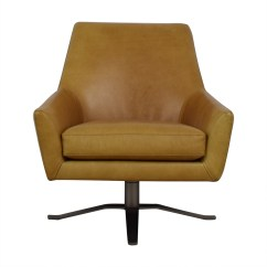 Italsofa Leather Swivel Chair Funky Sofas For Sale 86 Off Natuzzi Beige